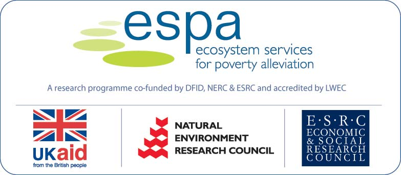 UK Ecosystem Services for Poverty Alleviation (ESPA)