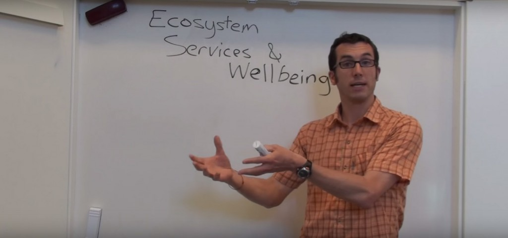 Video: Ecosystem Services and Human Well-being